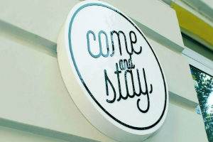 Come and Stay, г. Киев