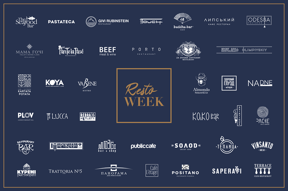 Resto week Discover